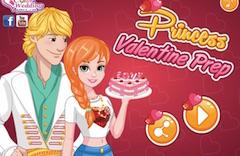 Princess Valentines Prep