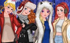 Princess Winter Photoshoot