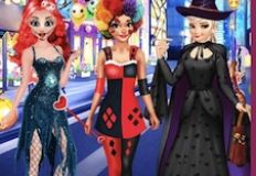 Princesses April Fools Day Dress Up