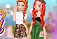 Princesses Braid Bloggers