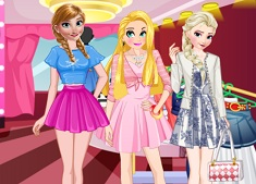 Princesses Casual Style