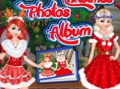 Princesses Christmas Photos