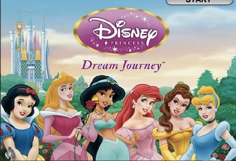 Princesses Dream Journey