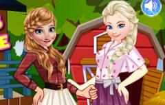 Princesses Farm Style