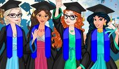 Princesses Graduation Party