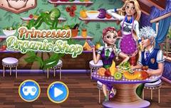 Princesses Organic Shop