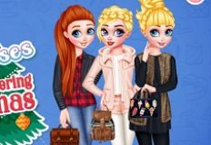 Princesses Remembering Christmas