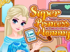 Princesses Super Moms