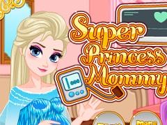 Princesses Super Moms