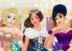 Princesses Sweet Quinceanera Party