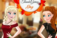 Princesses Thankgiving Day