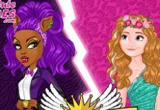 Princesses vs Monsters Top…