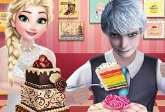 Princesses Wedding Cake