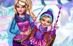 Princesses Winter Amusement