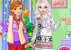 Princesses XMas Tree Fashion