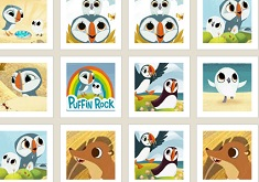 Puffin Rock Games