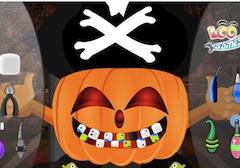 Pumpkin at Dentist