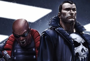Punisher and Blade