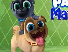 Puppy Dog Pals Match