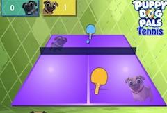 Puppy Dog Pals Tennis