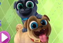 Puppy Dog Tails Tennis