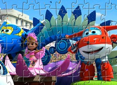 Puzzle Jet and Friends