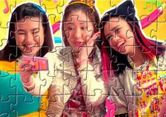 Puzzle Make It Pop Happy