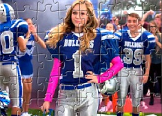 Puzzle with Bella