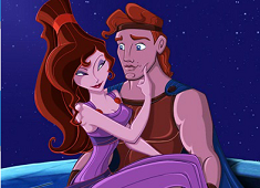 Puzzle with Hercules and Megara