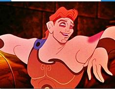 Puzzle with Hercules Beaten