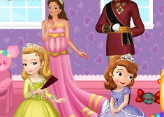 Queen Miranda Baby Princess Room Decor