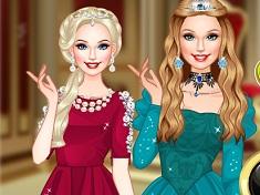 Queen New Dresses