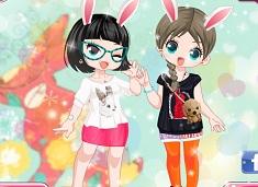 Rabbit Shape 4