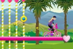 Race to Barbie Dreamhouse