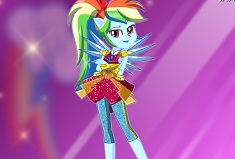 Rainbow Dash Crystal Guardian