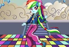 Rainbow Dash Dance Magic