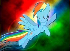 Rainbow Dash Puzzle