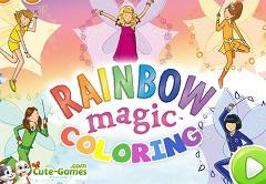 rainbow magic games games kids online. Black Bedroom Furniture Sets. Home Design Ideas