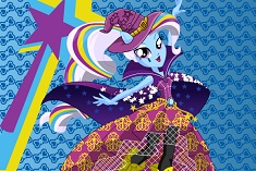 Rainbow Rocks Trixie