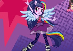 Rainbow Rocks Twilight Sparkle