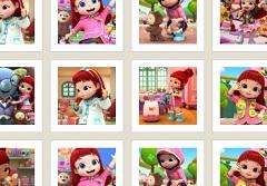 Rainbow Ruby Memory