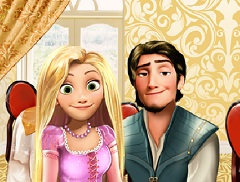 Rapunzel and Flynn Perfect Date