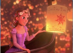 Rapunzel and the Lantern Puzzle