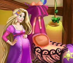 Rapunzel Baby Room Decoration Rapunzel Games