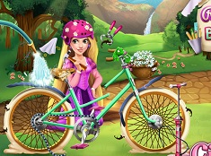 Rapunzel Bicycle