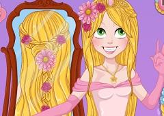 Rapunzel Braid Hairstyle