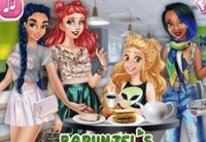 Rapunzel Brunch Date with Besties Dress Up