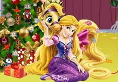 Rapunzel Christmas Tree Decor
