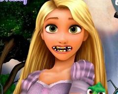 Rapunzel Dentist Visit