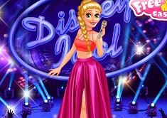 Rapunzel Disney Idol